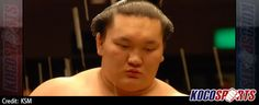 Hakuho crashes to shock opening defeat at Autumn basho