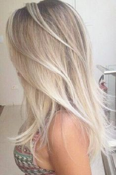 Looking for blonde hair colors for yourself? In this gallery we have gathered New Blonde Hair Color that for you to get inspired. Blondes have more fun? Hair Day, New Hair, Color Rubio, Light Blonde Hair, Great Hair, Gorgeous Hair, Hair Hacks, Hair Inspiration, Hair Makeup