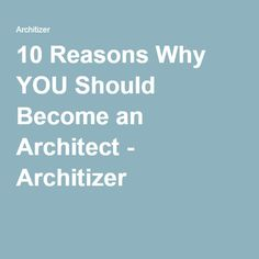 Become An Architect the architecture registration exam is a very difficult exam. here