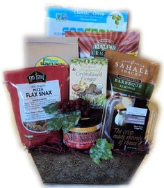 Diabetic fathers day healthy gift basket gift baskets for gluten free gourmet gift basket by well baskets check out the image by negle Choice Image