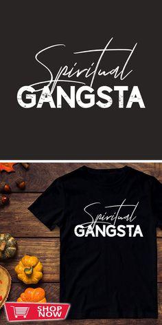 You can click the link to get yours. Spiritual Gangsta Enlightened Yoga Gangster. Yoga tshirt for Yoga Lover. We brings you the best Tshirts with satisfaction. #shirt #tshirt #tshirtdesign #yogamotivation #yogawithadriene #yogavideo #yoga #yogaforall #yogateachers