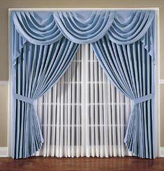 Cortinas para sala 18 modelos simples e modernas pinterest cortinas decoraciones de casa y - Persianas esparza ...