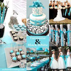 wedding beach color schemes - Google Search