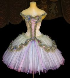 beautiful costume!!Ballet costume