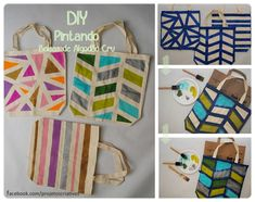 Painting Bags