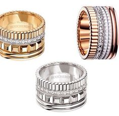 Boucheron rings
