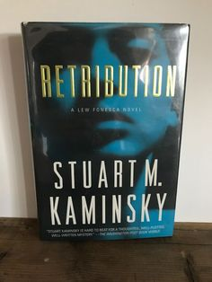 Retribution 2 by Stuart M. Kaminsky Hardcover, Revised) Ed. The Washington Post, Cyber, Good Books, Mall, Author, Community, Group, Signs, Board