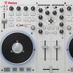 Jay Mug — Vestax VCI-100MK2 USB MIDI controller
