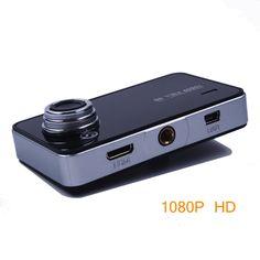 "Original K6000 Car Camera Car Video Recorder Full HD 1920*1080P 2.7"" TFT Screen Night Vision Car DVR"