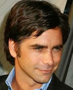 come on now, you know growing up with Uncle Jesse on full house always made us smile LOL!