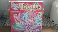 My little pony trouble  game   $  10-00