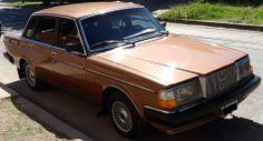 Excelente Volvo 264 modelo GLE tope de gama, año 1981. http://www.arcar.org/volvo-gle-1981-63856