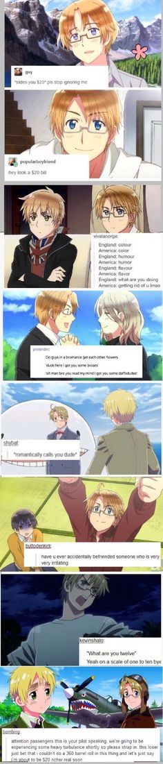 Hetalia is a twelve on a scale of one to ten.