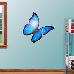 Bring the Great Outdoors indoors with zoo and jungle animal wall decals from Fathead. Our safari animal wall decals feature better details than stickers. Butterfly Room, Butterfly Wall Decals, Animal Wall Decals, Wild Style, Animal Decor, Jungle Animals, Wall Stickers, Activities For Kids, Wall Art