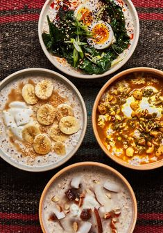 All the Ways to Make Oatmeal Taste Actually Amazing | Bon Appetit