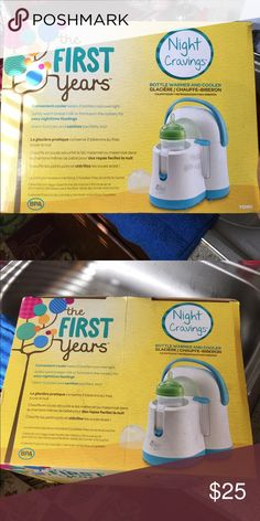 Tested And Works Free Shipping Reliable Tommee Tippee Travel Food Warmer Baby Euc