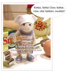 kooking mouse so cute!