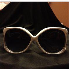 White Sunglasses White Sunglasses. Accessories Sunglasses