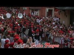 Bajada Calle Mayor 2014