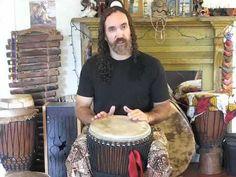 Essential Djembe Rhythms - YouTube