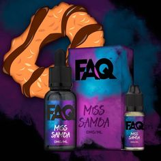 Miss Samoa is the perfect combination of Crunchy Cookie Gooey Caramel and Toasted Coconut with a drizzle of Chocolate. You know the cookie now try the vape!  FAQ added EVEN more flavor took out the added sweetener and created a new look that will blow your mind. Each 30ml comes in a box  a 10ml bonus of another FAQ flavor.  Tag your favorite shop to see them there! For sales drop them a line at wholesale@apolloecigs.com #newFAQ #flavorandquality by vapeporn