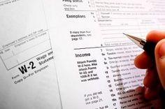 Last Minute Tax Tip Roundup