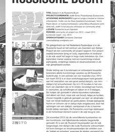 Brochure datsjaproject 2013.