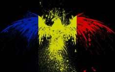 Happy birthday, Romania !! :>