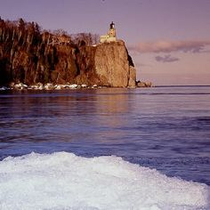 The Best Northwestern Lighthouses | Keeping Watch...Split Rock, Lake Superior Minnesota | CoastalLiving.com