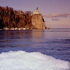 The Best Northwestern Lighthouses | Keeping Watch...Split Rock, Lake Superior Minnesota | CoastalLiving.com