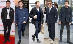 """How To Dress Your Age: 40s - GQ.co.uk"""