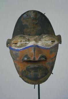 Afbeeldingsresultaat voor mask wobé grebo