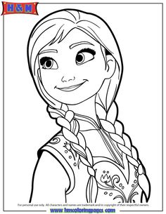 another amazing free disney frozen movie coloring page for kids to enjoy coloring beautiful coloring pages pinterest disney