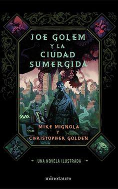 Habrá adaptación de JOE GOLEM Y LA CIUDAD SUMERGIDA.