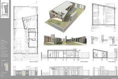ARQUIMASTER.com.ar | Proyecto: Prototipo de Vivienda de Interés Social (Neuquén y Varvarco, Argentina) - Arqs. M. Soledad Bua Albarrán y Melisa Rodulfo | Web de arquitectura y diseño