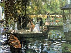 Pierre-Auguste Renoir Most Important Art   The Art Story