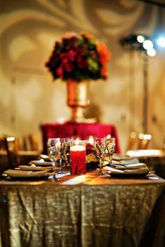 South Asian Indian Wedding Baltimore Harbor Reception Tables 275x413 South Asian Wedding at Baltimore Harbor: Maya + Cam's
