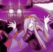 Too much swag ~ oh Vaati Legend Of Zelda Characters, Soft Purple, Swag, Awesome, Board, Anime, Cartoon Movies, Anime Music, Animation