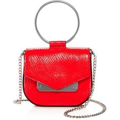 Nasty Gal Ring Leader Crossbody - 100% Exclusive (4.825 RUB) ❤ liked on Polyvore featuring bags, handbags, shoulder bags, red crossbody, red cross body handbags, red handbags, cross-body handbag and red cross body purse