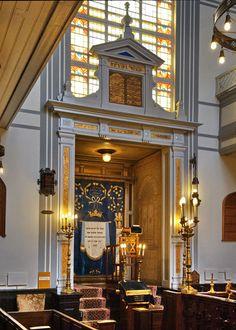 Gerard Dou Synagogue, Amsterdam