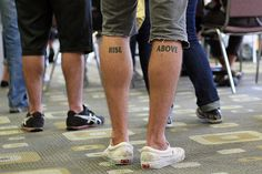 Rise Above http://tattoos-ideas.net/rise-above/ Leg Tattoos