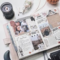 This is my monthly and weekly bujo. My weekly format usually consists of things to do, things to buy, my magic morning tracker, a calendar… Bullet Journal Planner, Bullet Journal Art, Bullet Journal Ideas Pages, Bullet Journal Spread, Bullet Journals, Scrapbook Journal, Journal Layout, Scrapbook Paper, Bullet Journal Aesthetic