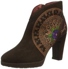 Desigual SHOES EVA 2 - botas chelsea de material sintético mujer: Amazon.es: Zapatos y complementos