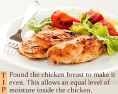 With how often I make chicken for dinner, I always love finding new recipes to try out!