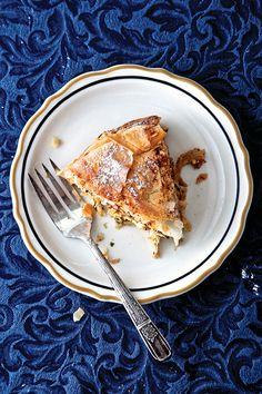 Moroccan Pigeon Pie (B'stilla)