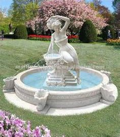 beautiful water fountains - Bing images