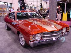 1971 Chevelle from Overhaulin'
