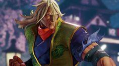 Zeku nuevo personaje para Street Fighter V - Meri Station