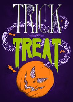 Final Artwork - Trick or Treat