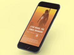 Watchlist App Prototype